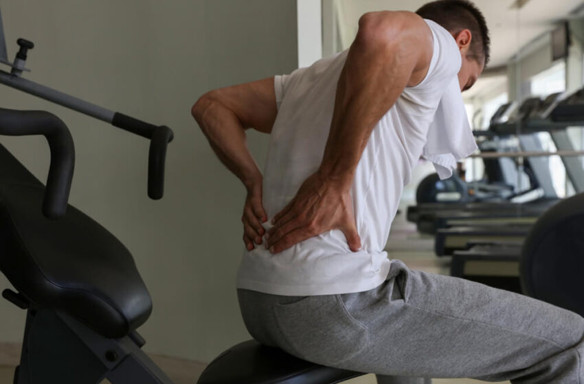Top 10 Tips for Exercising with Back Injuries