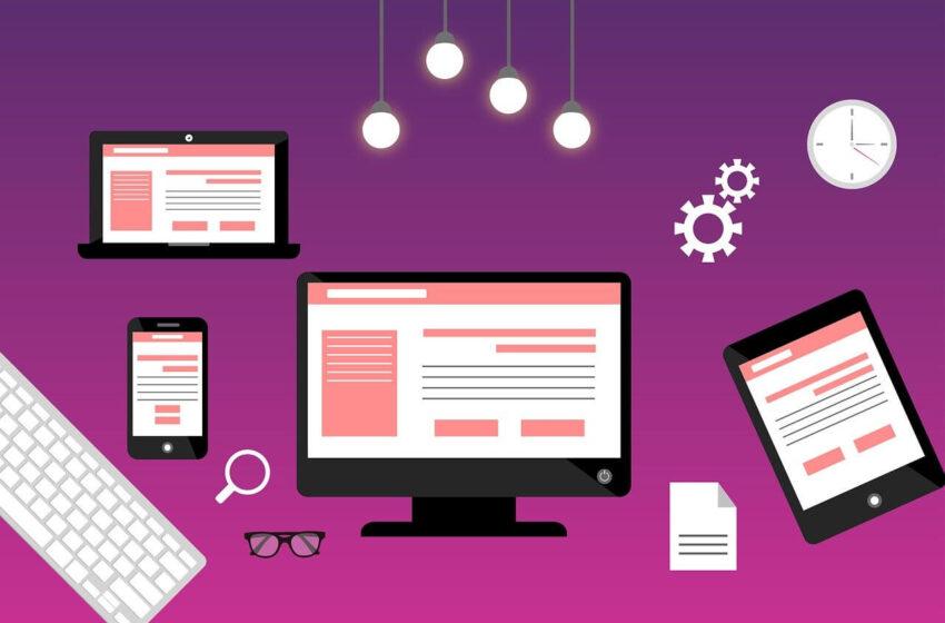 Phases of Web Design Development