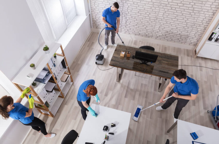 6 Amazing Ways you Can Make House Cleaning Easier and Efficient