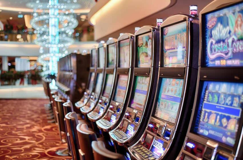 How The Internet Changed Slot Machines Forever