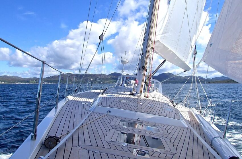Dreaming for Having A Private Sailboat?