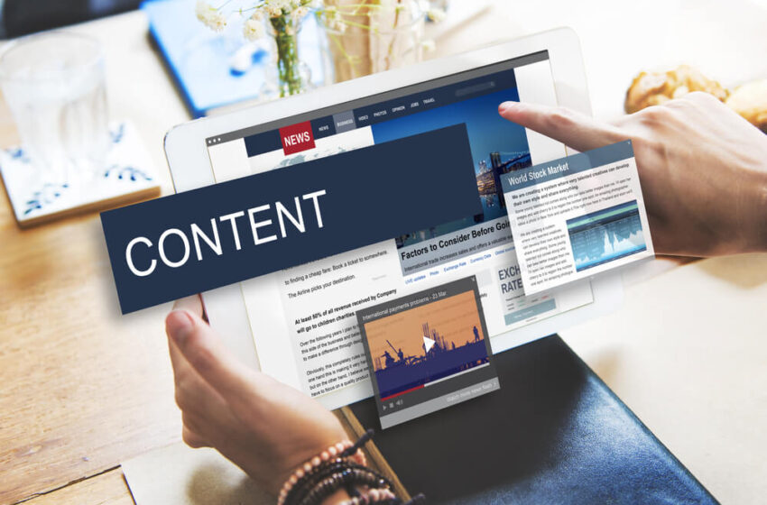 Why Content is The Magic Potion For Your Success