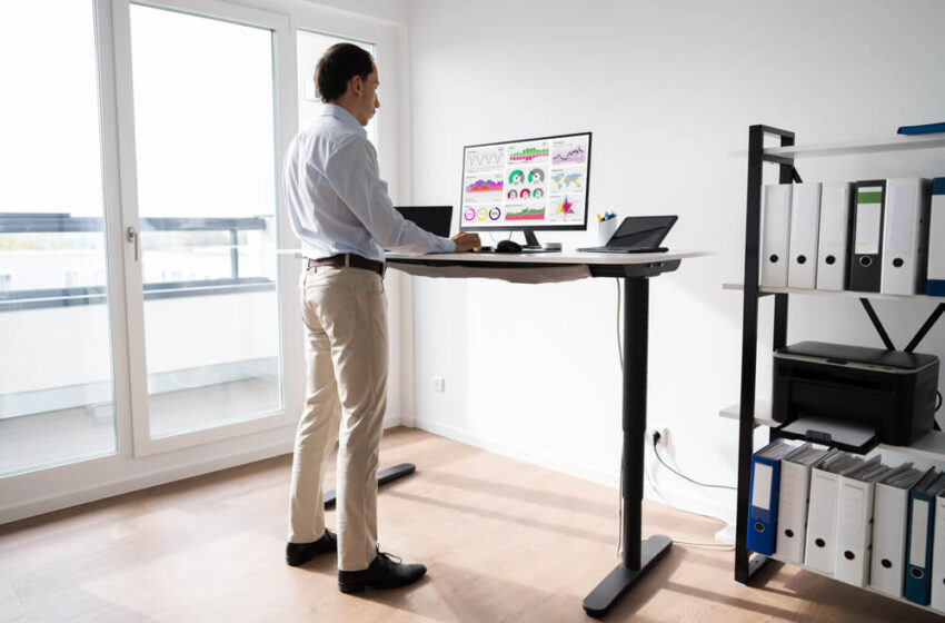 Standing Desk: The Perfect Solution to Sedentary Lifestyle