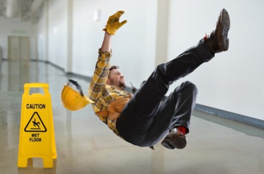 Could Poor Lighting Have Caused My Slip And Fall Accident?