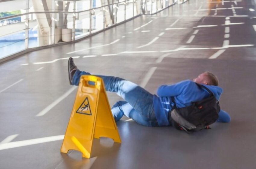 Who Is Liable for My Sidewalk Slip and Fall Injury?