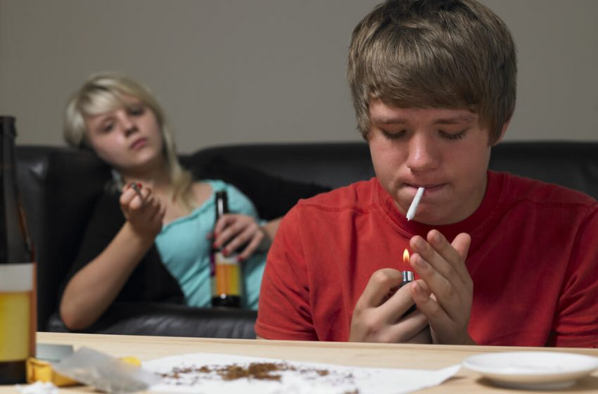 5 Common Substances Abused by Teenagers and Why